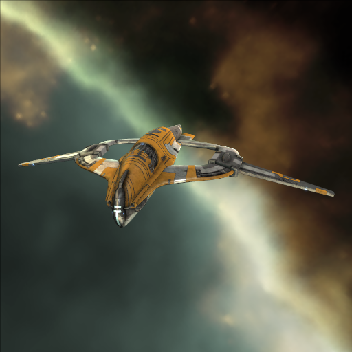 Gallente Shuttle in Incursion