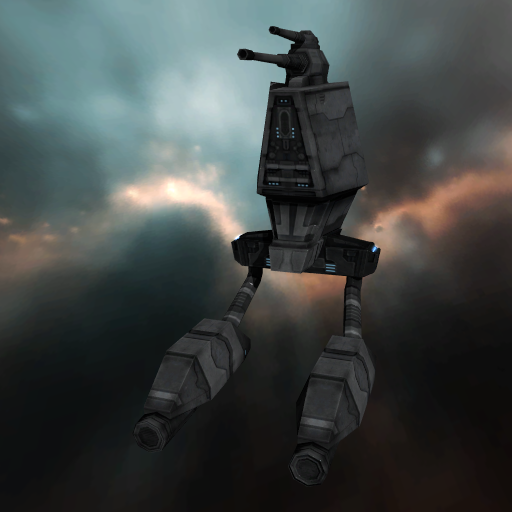 Heavy Shield Maintenance Bot I in Rhea