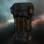 Cargo Container - Federation Court Logs